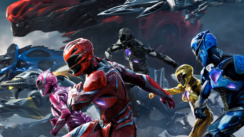 What to expect from the Power Rangers movie